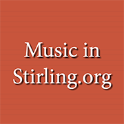 Music in Stirling logo